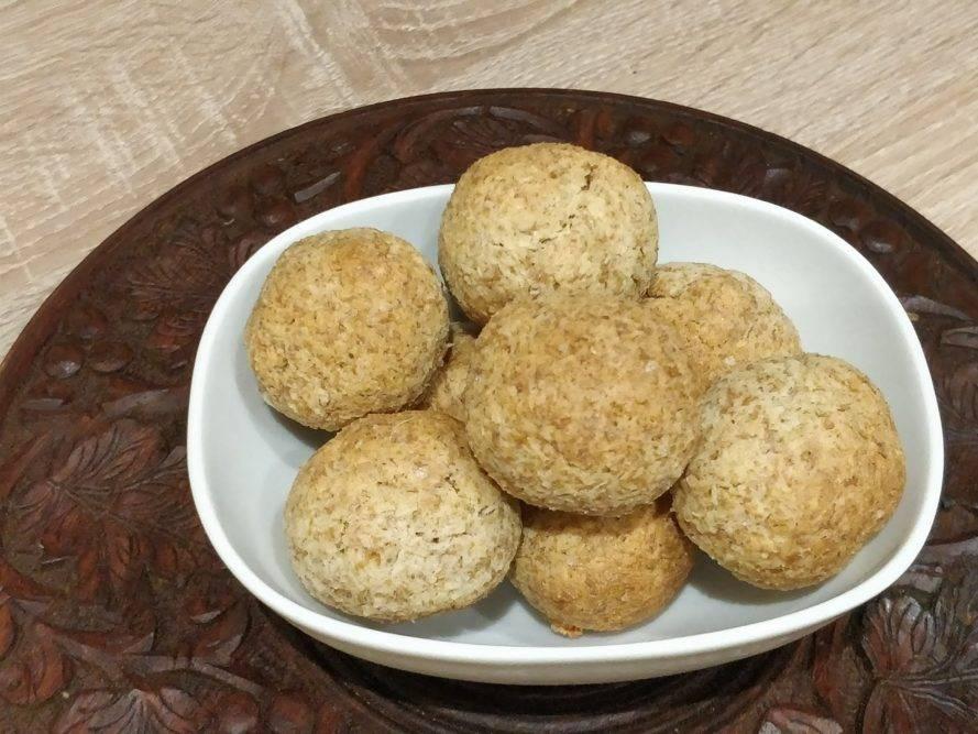 Kokosky rýchly recept na chutné keksy