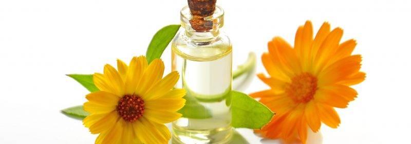 Esenciálne oleje silice